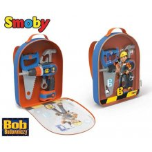 SMOBY Backpack koos tools Bob the Builder