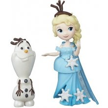 HASBRO Frozen Mini doll koos a friend Elsa