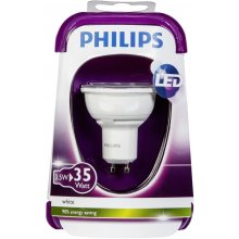 Philips LED Reflector GU10 3,5W (35W) белый...