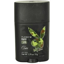 PLAYBOY Play It Wild for Him 51g - Deodorant...