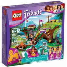 LEGO Friends Spływ pontonem