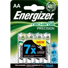 ENERGIZER AA/HR6, 2400 mAh, Rechargeable...