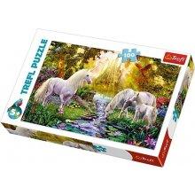 TREFL Puzzle 100 PCS, MGL secret garden