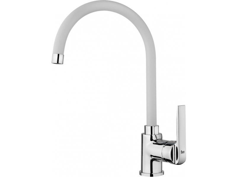 Teka IN 995 INCA white Kitchen faucet 53995120FW - OX.ee