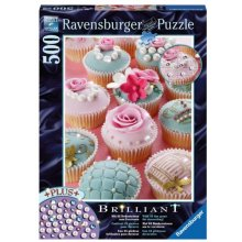 RAVENSBURGER Puzzle. 500 EL. Frosted...
