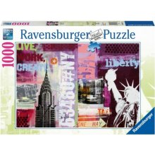RAVENSBURGER RAVEN. 1000 EL. New York
