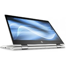 Notebook HP ProBook x360 440 G1/UMA/i7-8550U/14 FHD HD Touch/8GB/256GB/Wifi  nvP + BT/Natural silver/No Pen/W10P/3yw