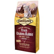Carnilove Fresh Chicken & Rabbit for Adult...