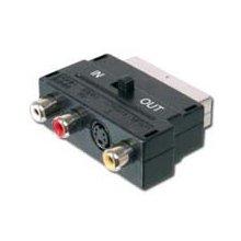 Assmann/Digitus Scart adapter+I/O Umschalter