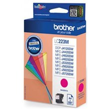 Tooner BROTHER tint LC223M |550 pgs...