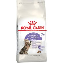 Royal Canin Sterilised Appetite Control 7+...