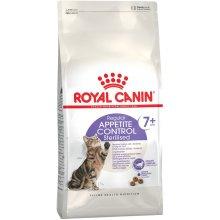 Royal Canin Sterilised Appetite Control 7+...