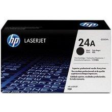 Тонер HP TONER чёрный 24A /LJ1150/Q2624A