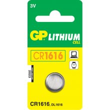 GP Batteries CR1616 liitium Cell, liitium...