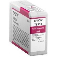 Tooner Epson T8503 tint Cartridge, Magenta